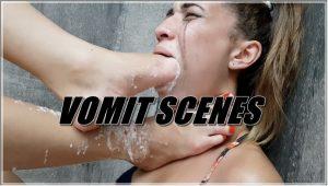 VOMIT SCENES