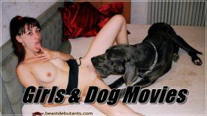 Girls & Dog