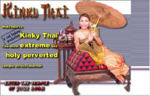 Kinky Thai - Zoo Scat