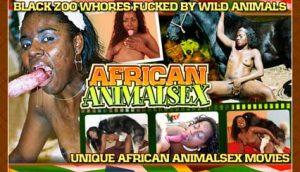 AfricanAnimalSex.Com