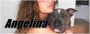 Angelina - Amateur Pet Sex Models